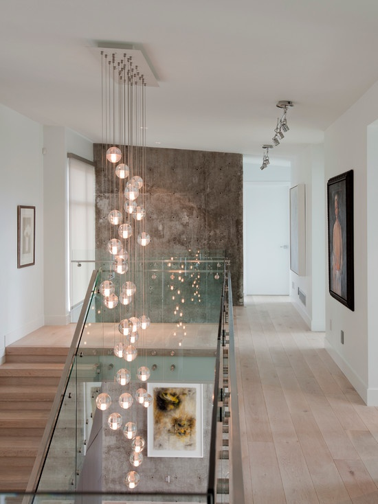 Superior Cool Light. Contemporary Spaces Design, Pictures, Remodel, Decor And Ideas    Page