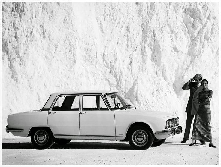 STORMWHEELS: Italia 1967 - ALFA ROMEO 1750 - Designer Bertone