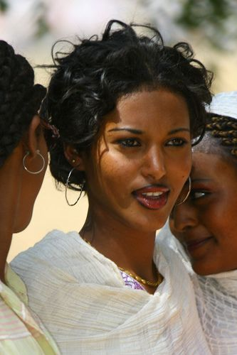 Woman In Keren Eritrea  Ethiopian Beauty, Most Beautiful -2247