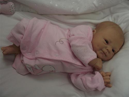 REBORN BABY REBORN BABY GIRL FROM COCO MALU ELISA MARX | eBay