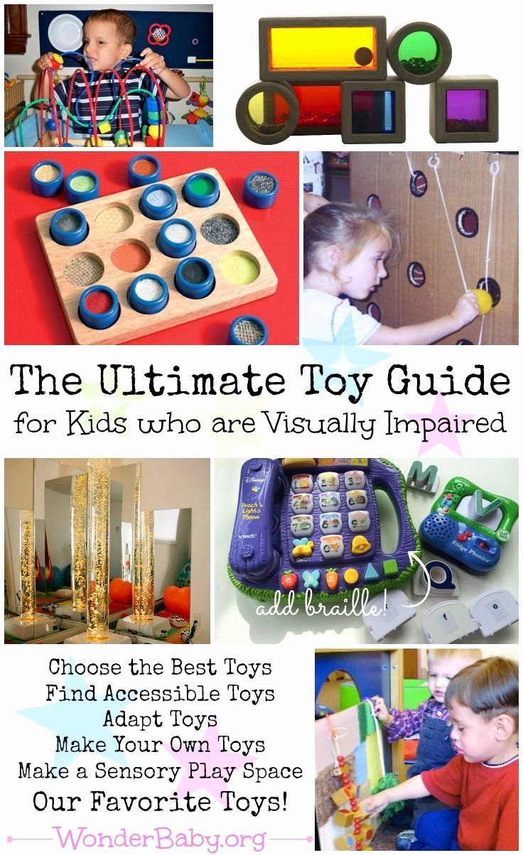 Pin By Madison Lingenfelder On Fcs 451 Play Plans Blind Children Toy Guide Visually Impaired Children