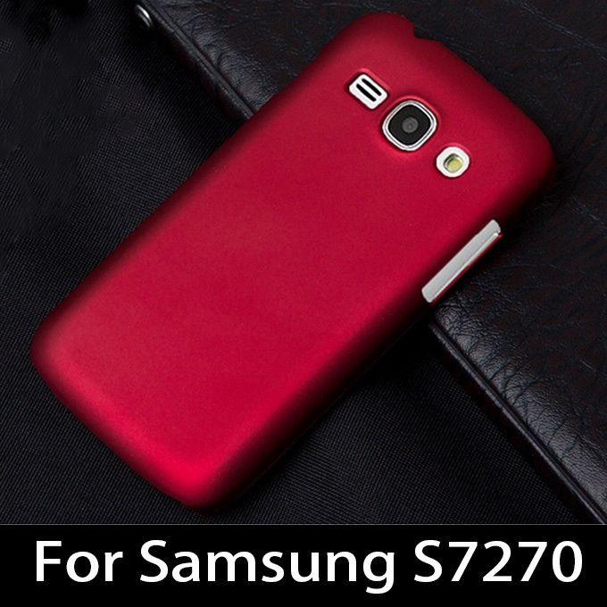 Матовый Резиновые Масло покрытием Чехол Для Samsung Galaxy Ace 3 S7270 AceIII S7272 4.0 дюймов ACE3 S7275 S7278 Случай Hybird Пластиковая Крышка
