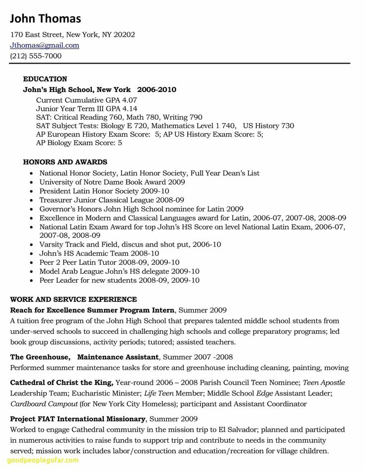 Pin by Steve Moccila on Resume templates Teacher resume