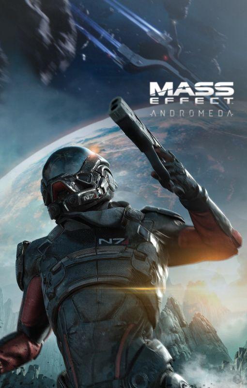 Mass Effect Andromeda Ryder by KindratBlack.deviantart.com on @DeviantArt