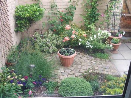 Algunas ideas para jardines peque os gardens - Ideas jardines pequenos ...
