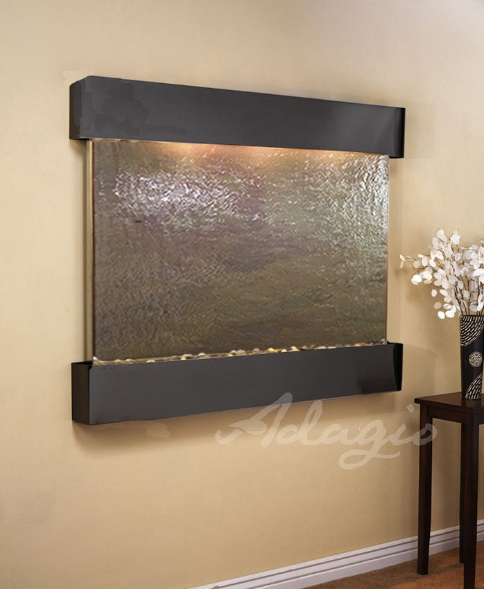 323 Best Wall Water Features Indoor Images On Pinterest Wall Water Features Water Walls And