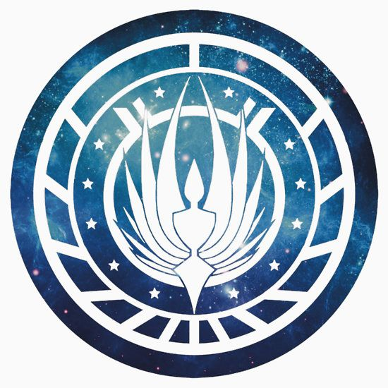 Battlestar Galactica Colonial Seal                                                                                                                                                                                 More