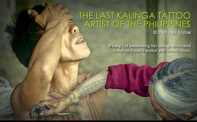 Native Filipino Tattoo Designs