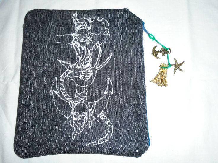 Pirate's cosmetik bag Kalózos kozmetikai tatyó https://www.facebook.com/egyedifantazia/#