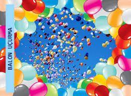 1000 balon var mıdır (Hayır ama yaklaşmıştır)