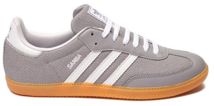 adidas samba grey gum