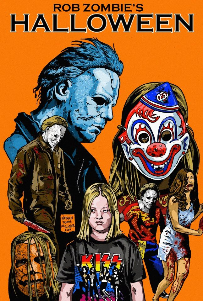 Halloween (2007) After being committed for 17 years, Michael Myers, now a grown man and still very dangerous, escapes from the mental institution (where he was committed as a 10 year old) and he immediately returns to Haddonfield, where he wants to find his baby sister, Laurie. Anyone who crosses his path is in mortal danger.