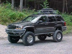 I want my WJ to look like this!! wj grand cherokee - Google Search