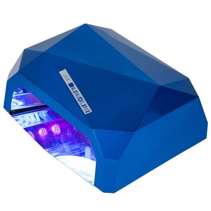 36W LED Nail Lamp Nail Dryer Gel Polish Curing Light Home Use Gel Nail Polish Dryer For UV Gel Nail Polish #Affiliate