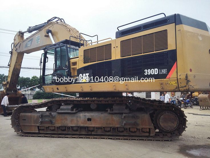 Used CAT 390D LME Excavator For Sale