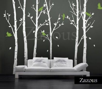 Trees and Flowers Decal Stickers for Sale | Trees & Flowers Decals