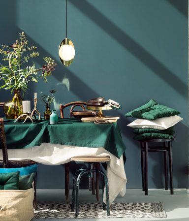 1000 bilder zu wohnzimmer petrol gr n blau living room green blue woonkamer groen blauw. Black Bedroom Furniture Sets. Home Design Ideas