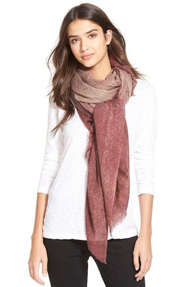 Steve Madden Speckled Scarf available at #Nordstrom