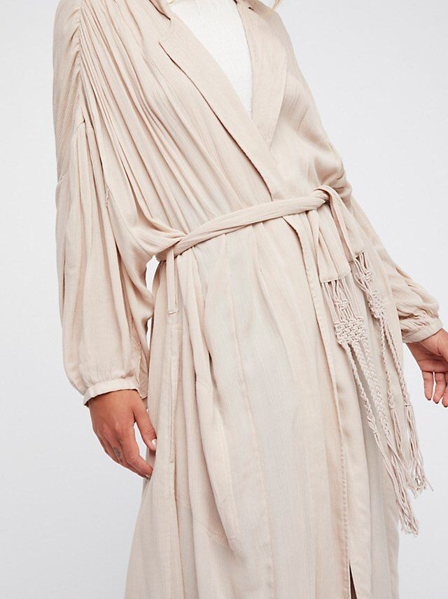 Talkin' About a Trench from Free People!