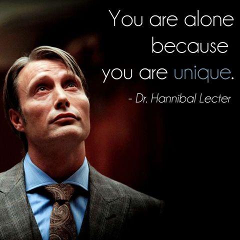 Hannibal Quote