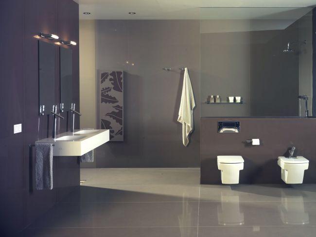 Baño de diseño moderno que transmite sensación de relax