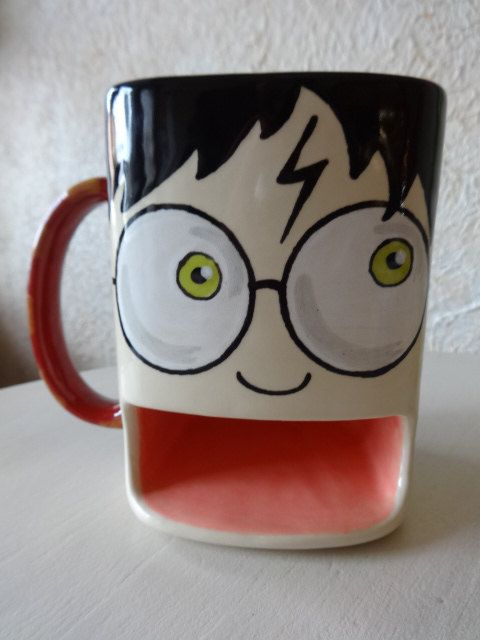 Hey, I found this really awesome Etsy listing at https://www.etsy.com/listing/177815872/harry-potter-dunk-mug super cute coffee mug, coffee cup, etsy item, funny, beautiful, original, unique, fun idea