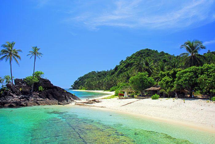 Pawole Island, North Halmahera, Indonesia