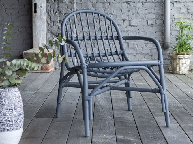 Fauteuil rotin : 5 styles de fauteuil en rotin - Elle ...