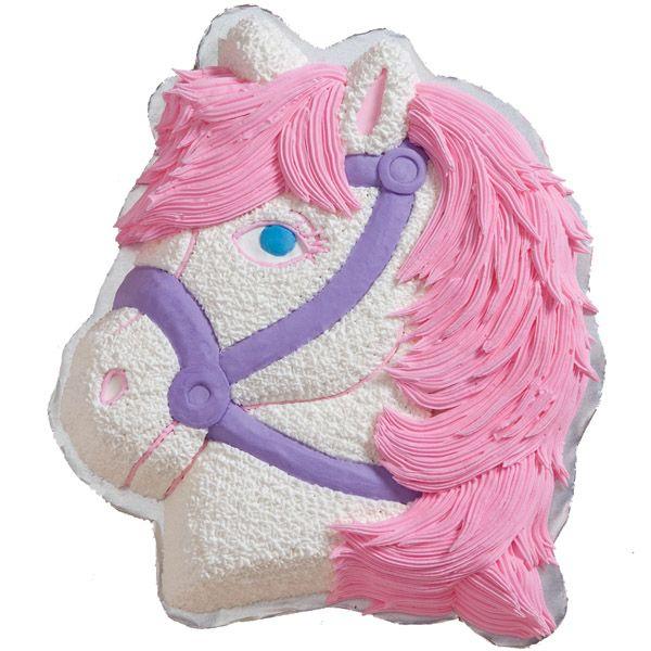 New Wilton Party Pony Cake Pan Cute Horse Farm Birthday