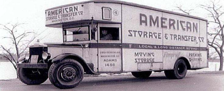 American Van Lines Old Truck. American Van Lines has been in business since 1995. We began our journey to revolutionize the moving industry with only two ...