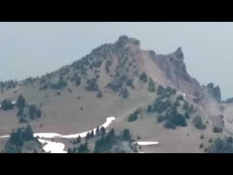 Crater Lake National Park, Oregon: Einige Strassen und Wanderwege wegen Waldbränden gesperrt   traveLink.