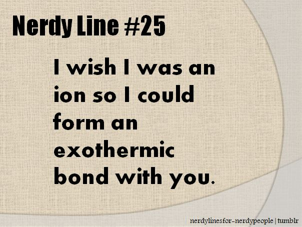 The 25 best chemistry pick up lines ideas on pinterest science the 25 best chemistry pick up lines ideas on pinterest science pick up lines awful pick up lines and good pick up lines urtaz Image collections