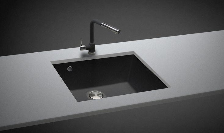 Lavello Plados ON6010 sottotop! Clicca su visita per saperne di più sui tipi di installazione dei lavelli! #Plados #ArredoItaliano