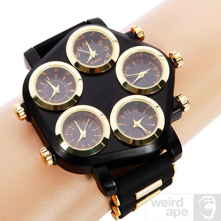 An interesting watch called Ostentatious