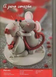 Resultado de imagen para ratoncitos de porcelana