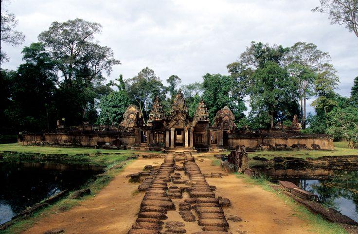 Angkor: Tempio Banteay Srei