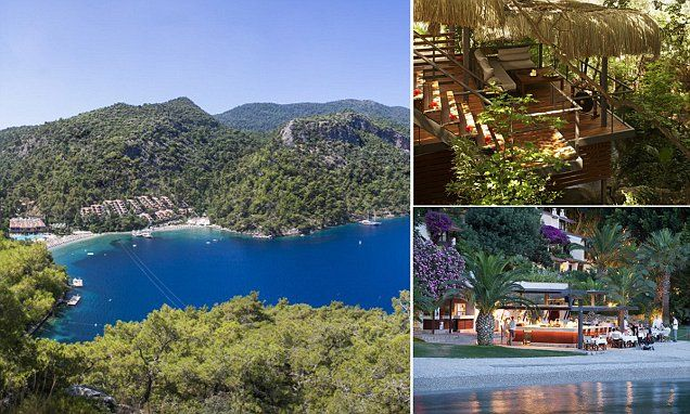 Turkey's five-star Hillside Beach Club is the perfect find