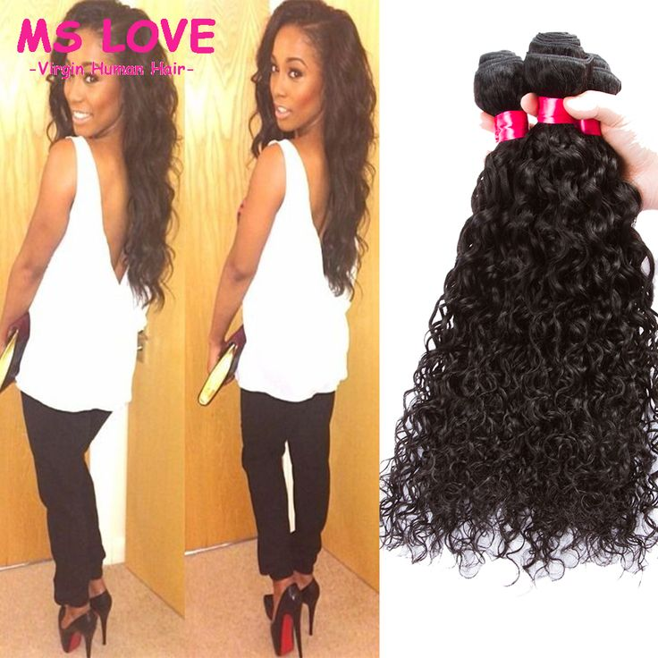 Cheap Human Hair Extensions, Buy Directly from China Suppliers:Mink Brazilian…