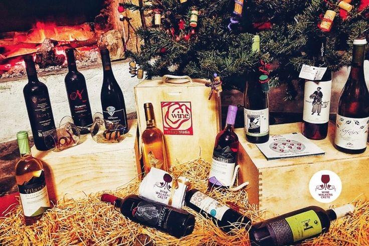 Διαγωνισμός E-Radio με δώρο κρητικά κρασιά, μπλουζάκια WineWalkersCrete και Οινικό Χάρτη http://getlink.saveandwin.gr/9KS