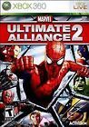Marvel: Ultimate Alliance 2 (Microsoft Xbox 360 2009) - Bid Now! Only $5.54