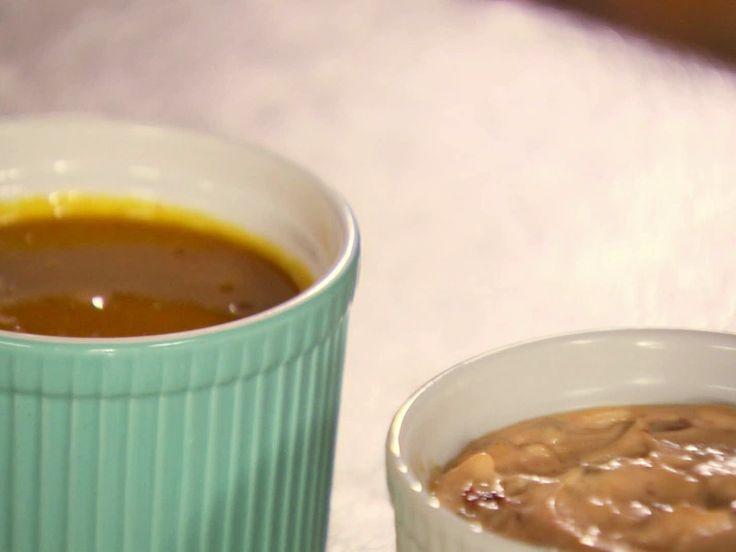 Halle's Honey Mustard and Caleb's Kickin' Mayo Recipe : Ree Drummond : Food Network - FoodNetwork.com