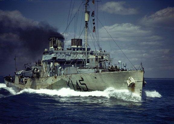 HMCS Arrowhead