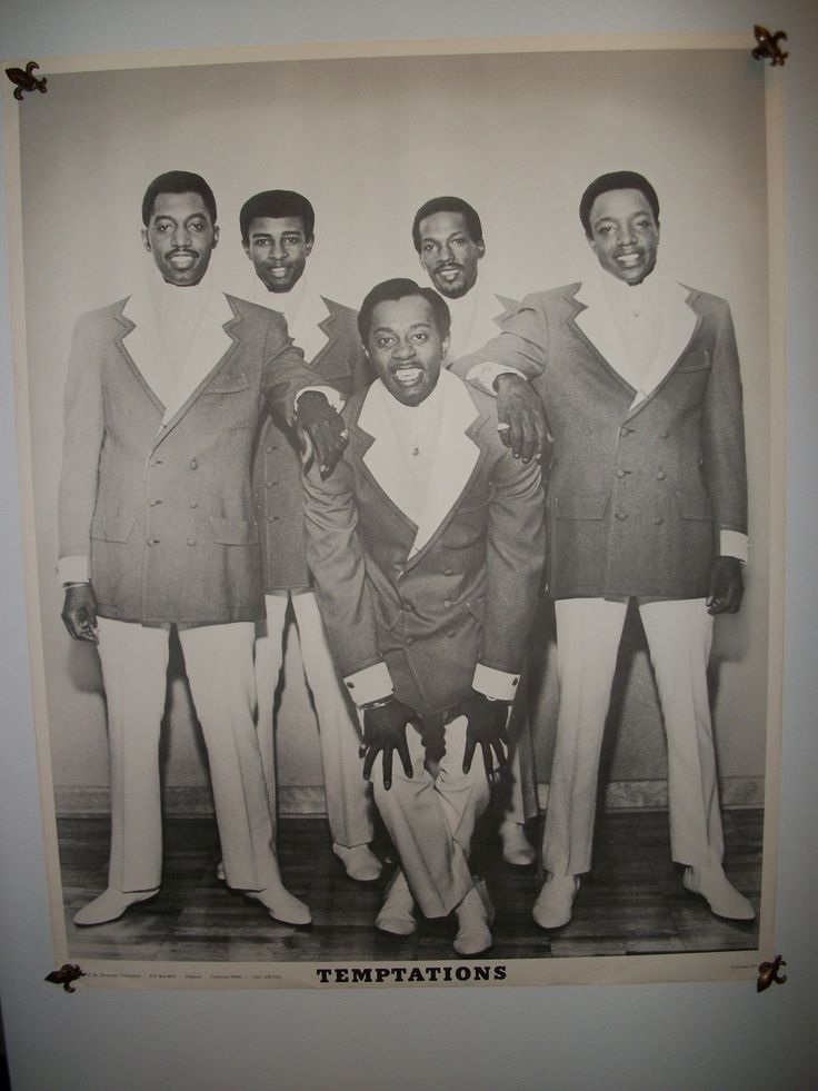 73 Best The Temptations Images On Pinterest Beats