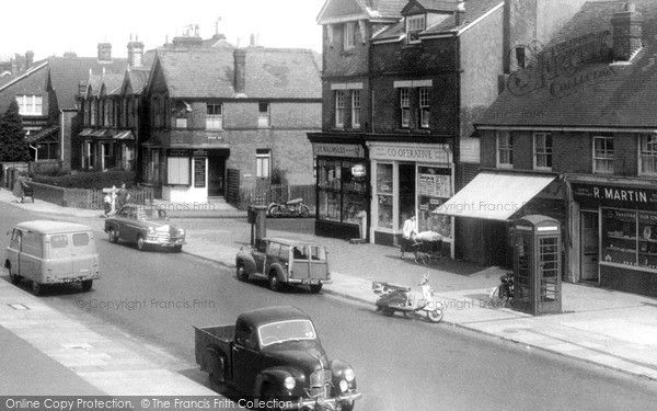 South Merstham, c1960