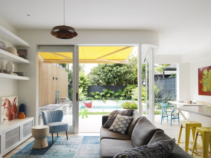 Located In Sydney, Paddington Terrace House Is A Family Home Masterfully  Renovated By Luigi Rosselli Architects.