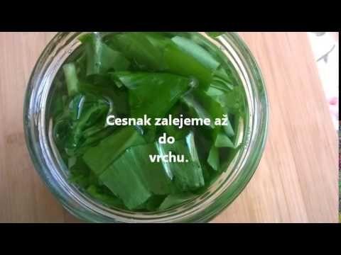 Jak si připravit tinkturu z medvědího česneku  | JakTak.cz