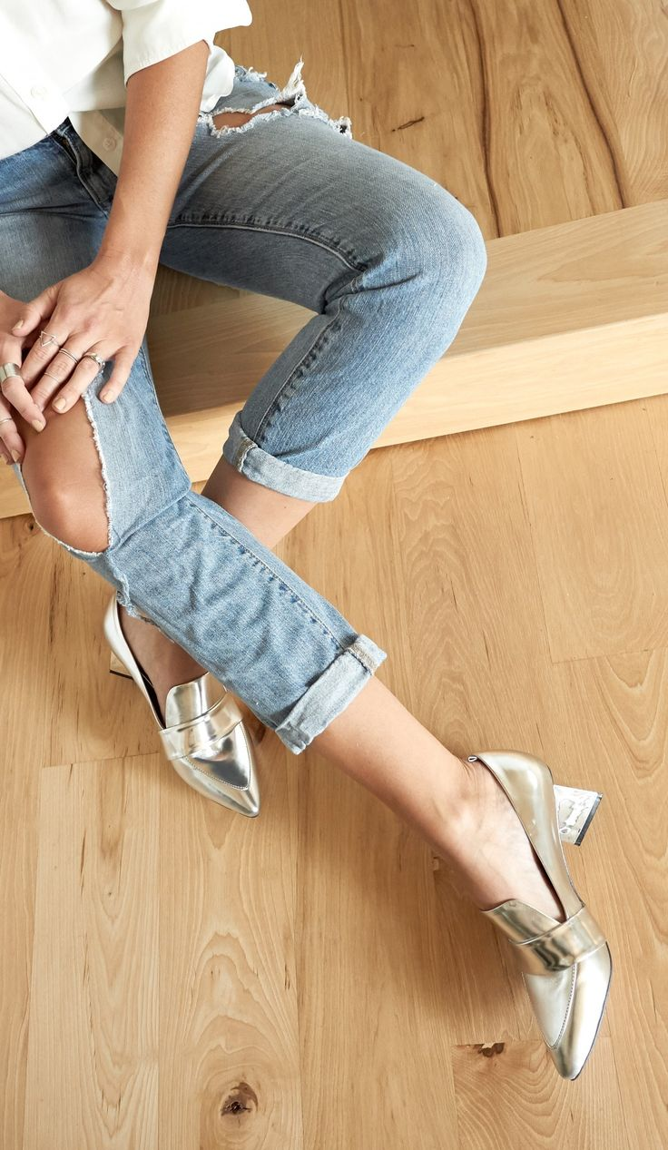 Dress up your everyday with a kick of modern pumps! @Nordstrom