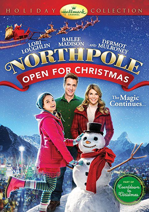 ^ Northpole:Open for Christmas with Lori Loughlin and Dermot Mulroney
