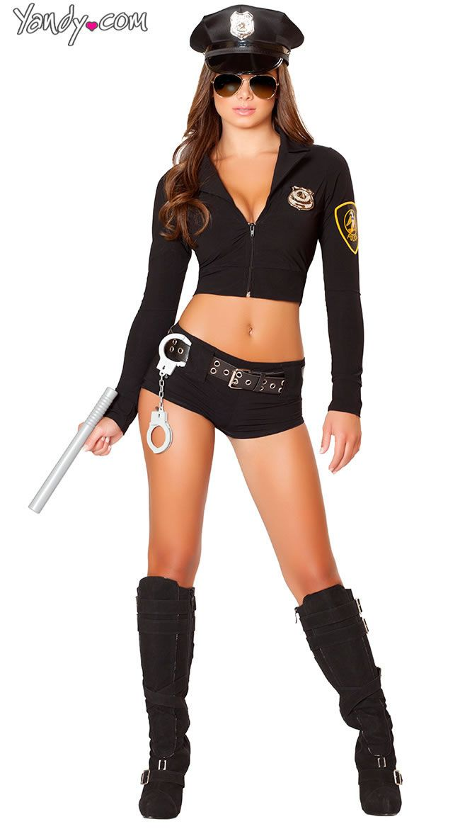 35 Best Slutty Cop Costumes Images On Pinterest  Sexy Cop -8274