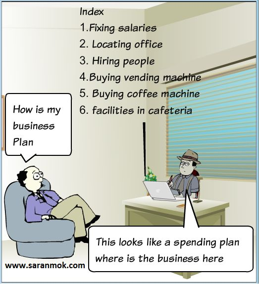 business plan jokes